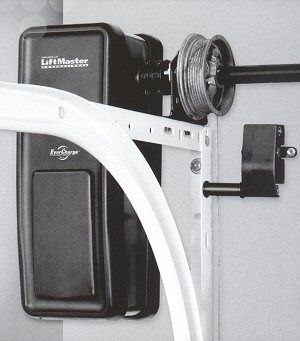 LIFTMASTER JACKSHAFT GARAGE DOOR OPENER 3800