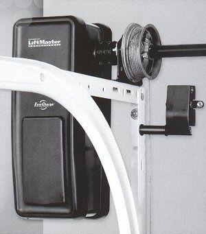LIFTMASTER JACKSHAFT GARAGE DOOR OPENER 3800