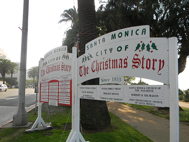 [Santa Monica]  2010.12.25 -Christmas morning-