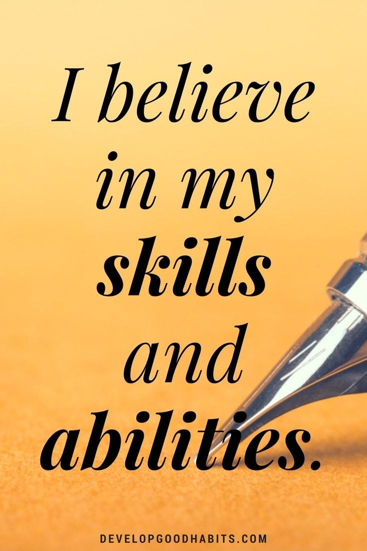 20 Affirmations for Self Esteem That Build Confidence and Worth