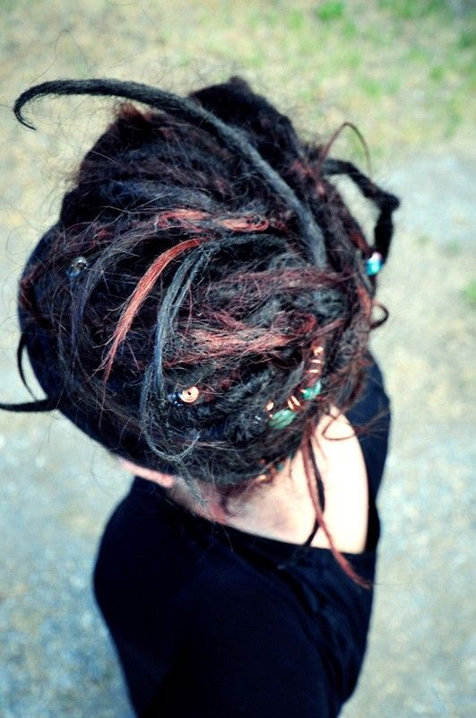 #dreads #dreadlocks #dreadst. Are you looking for more dreadlock inspiration check out http://www.dreadstuff.com