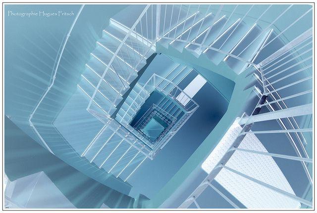 L'Escalier de l'Hôpital Privé de Villeneuve d'Ascq | Flickr - Photo Sharing!