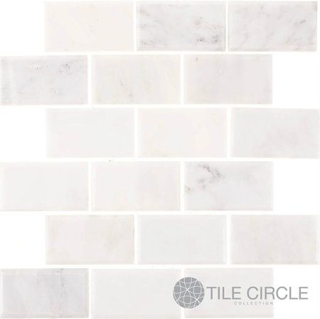 Aspen White Marble 2