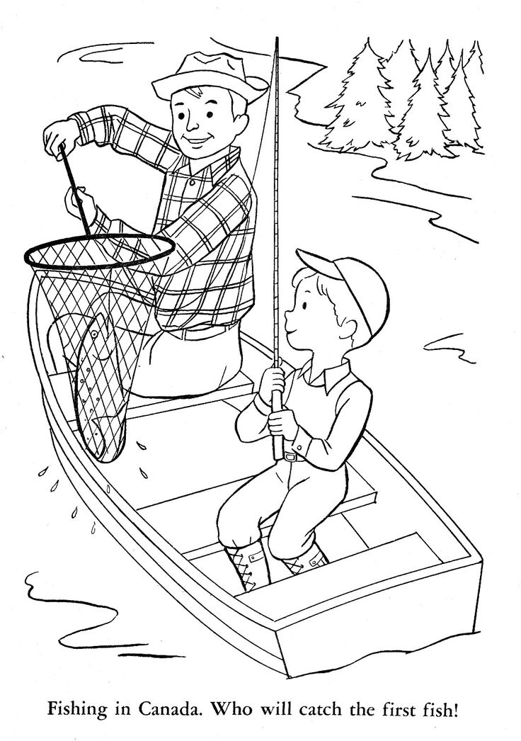 catching viper fish coloring pages - photo#12
