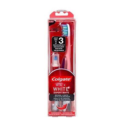 Chollo en Amazon España: Pack de 1 Cepillo Colgate Max White Expert con Lápiz Blanqueador, 5,99€ (rebajado 40% del precio anterior, precio mínimo histórico)