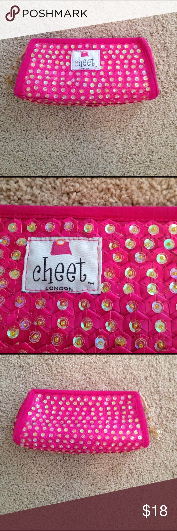 Cheet London clutch Cheet London clutch Cheat London Bags Clutches & Wristlets