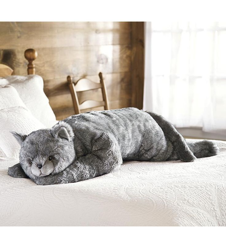 Cat Body Pillow | Animal Body Pillows | Plow