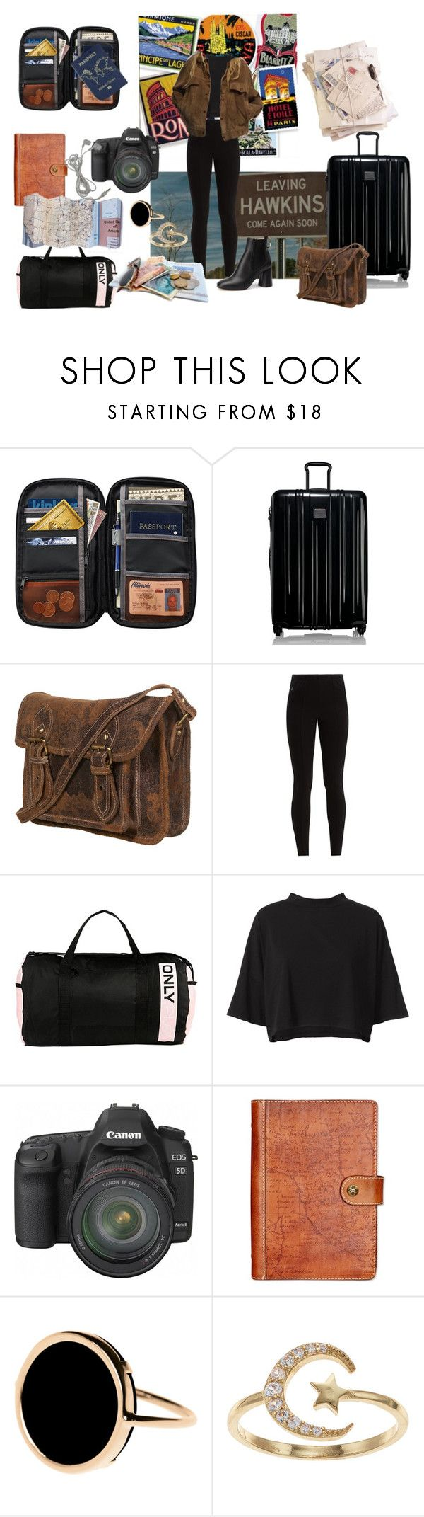 """Sin título #22"" by iojh7777 on Polyvore featuring moda, Keen Footwear, Lewis N. Clark, Tumi, Balenciaga, Only Play, RE/DONE, Canon, Patricia Nash y Ginette NY"