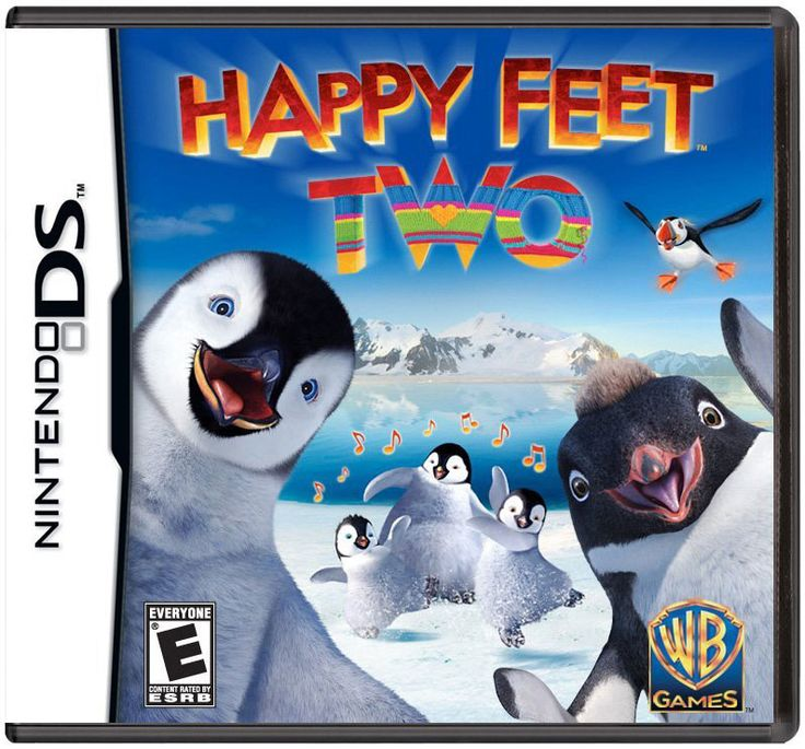 WB Games Nintendo DS - Happy Feet Two: The Video Game - By Warner Bros
