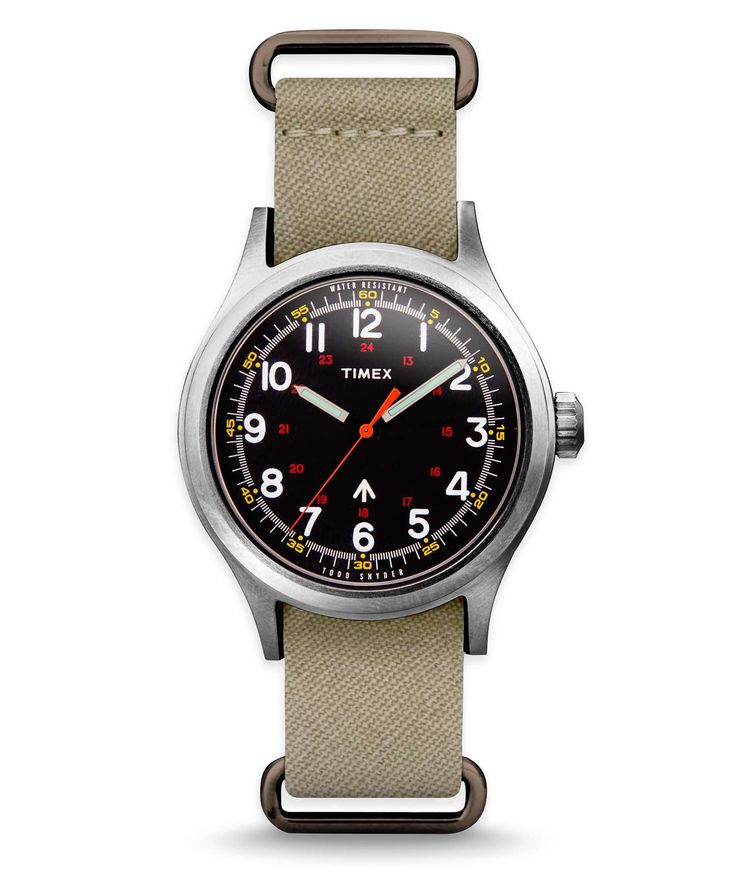Timex Military Watch 2.0