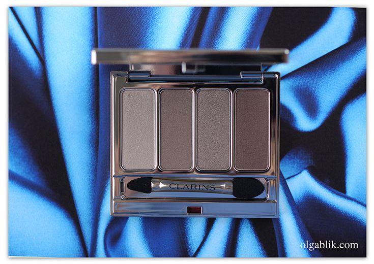 Clarins 4-Colour Eyeshadow Palettes