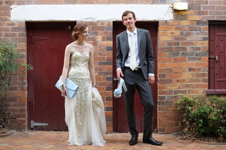 Kobe's and Will  Formal 2014 St Ursulas Toowoomba