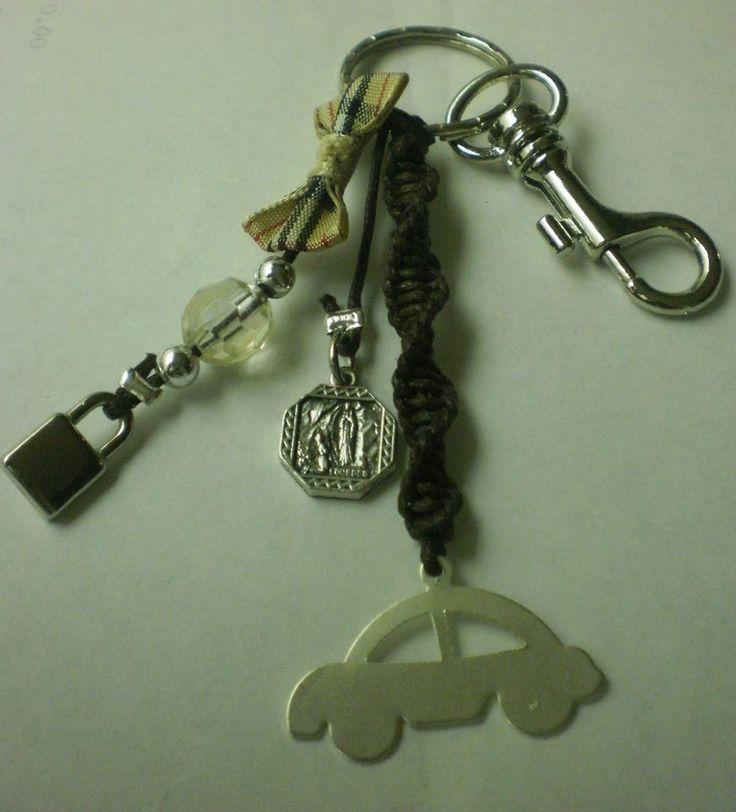 porte-clefs ou bijou pour sac
