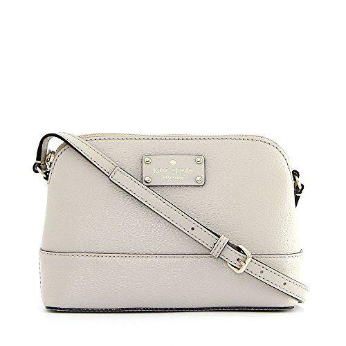 KATE SPADE Kate Spade Wellesley Hanna Crossbody Bag. #katespade #bags #shoulder bags #leather #crossbody # Clothing, Shoes & Jewelry : Women : Handbags & Wallets : http://amzn.to/2jE4Wcd