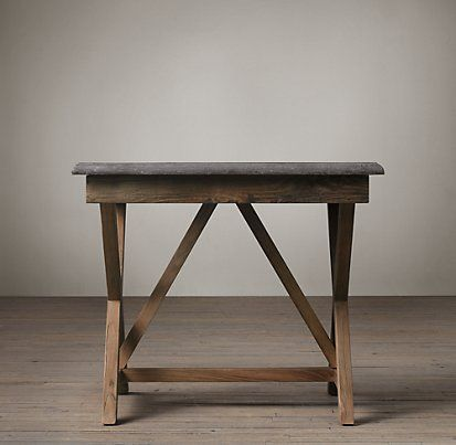 17 best images about end table ideas on pinterest ralph lauren paint colors and shopping - Restoration hardware entry table ...