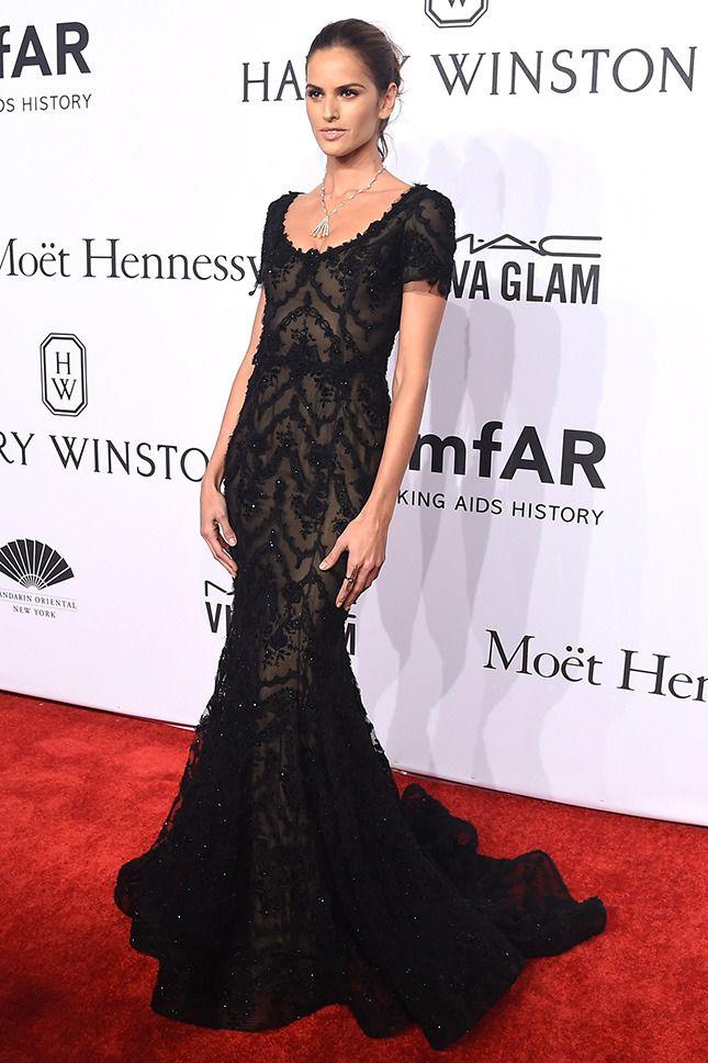 Гости вечера amfAR в Нью-Йорке | Мода | Выход в свет | VOGUE