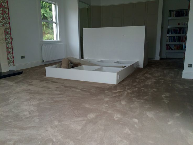 Super soft silky carpet installed in cheltenham
