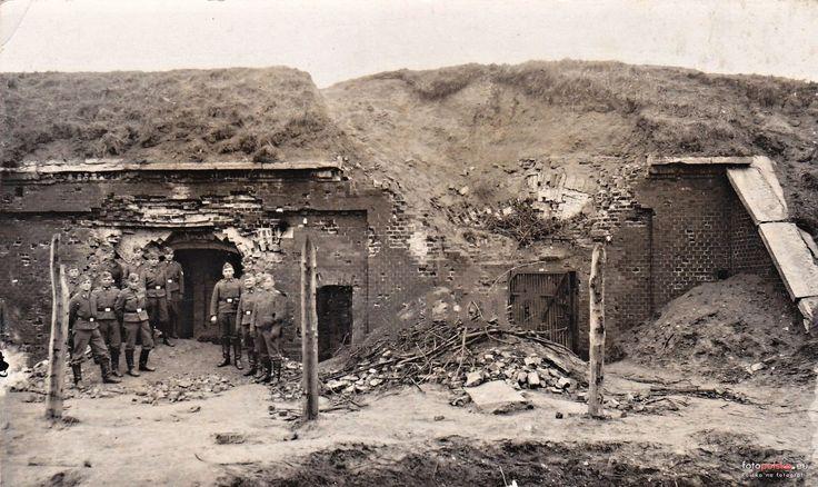 Fort, Gdańsk - 1939