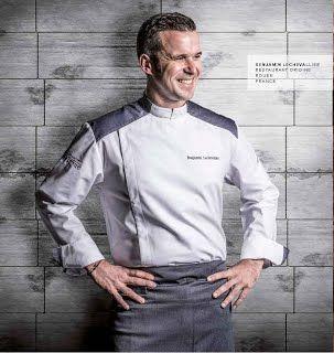 chaquetas para chef Clement Design, modelo Yale. #chef #uniformes #chaquetas #filipinas