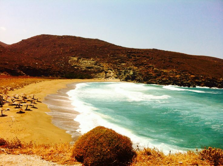 Kolibithra Beach !! Tinos island