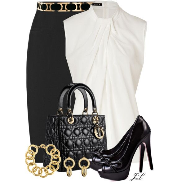 """Dior Bag II"" by jenalind on Polyvore"