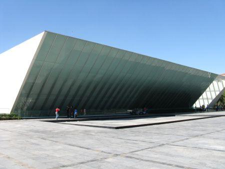 Museo Universitario Arte Contemporáneo(MUAC), DF / Contemporary art university museum, Mexico City