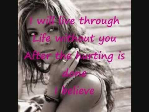 I Will Learn To Love Again Lyrics by Kaci Brown - Lyrics ...