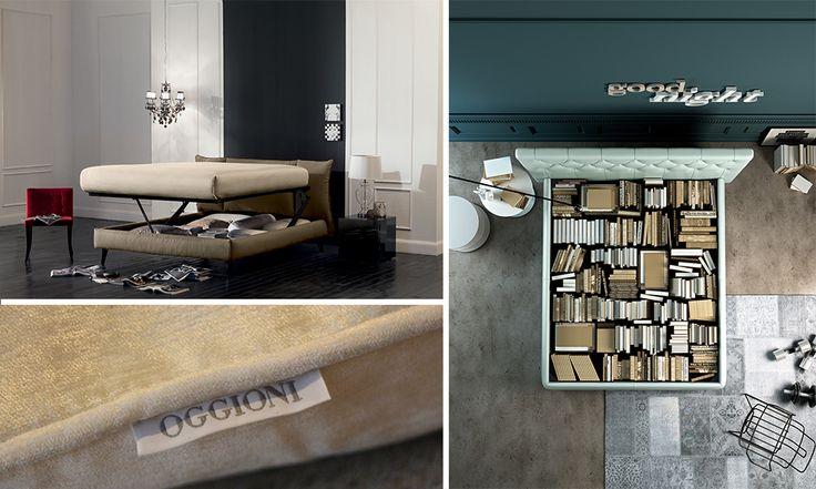 @finetodesign ha scoperto tutti i vantaggi di un letto dinamico oggioni <3 http://www.finetodesign.com/2015/02/il-letto-contenitore-elegante-salvaspazio-e-comodo/