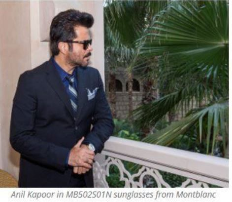 Anil Kapoor wearing MB502s01 suns in Jan 2015