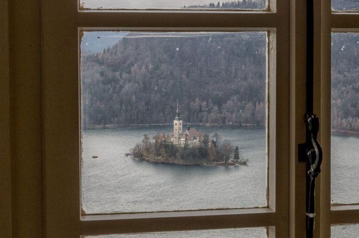 Isle of Lake of Bled