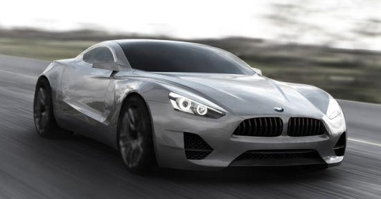 BMW S.X Concept Car