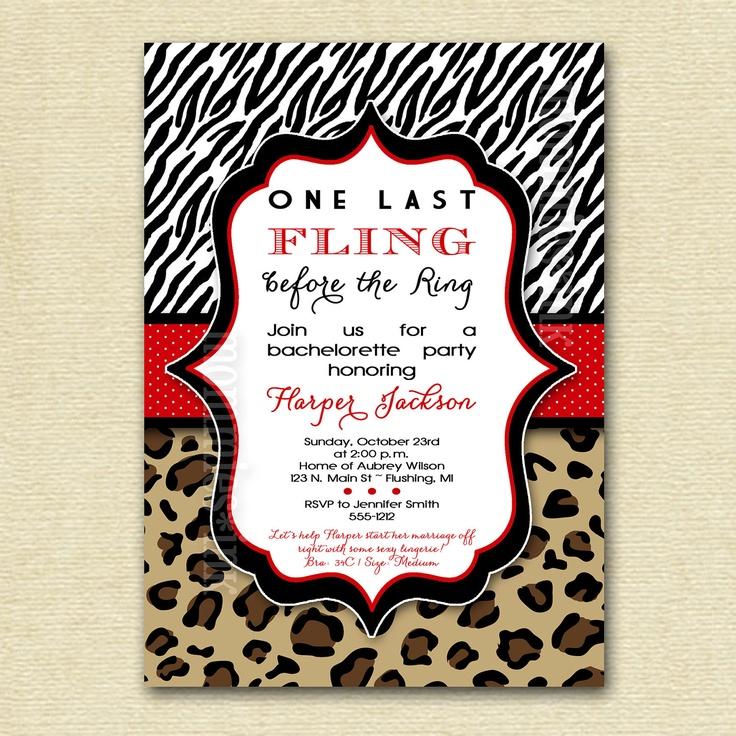 20 best Birthday Party Ideas images on Pinterest | Leopard prints ...