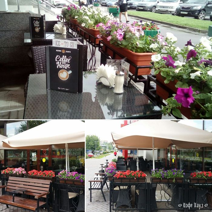 Ура! У нас открылись еще 2 летние веранды: Можайское ш.д. 31 и Строгинский  бульвар, д.1  Все кто рядом, заходите)   #кофехауз #строгино #можайка #лето #кафе #cafe