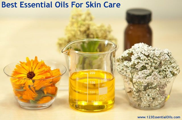 Essential Oil for Skin Care