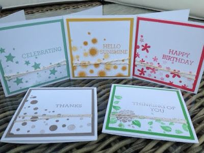 Lelly Jelly's Stamp 'n Scrap: Stampin' Creative Blog Hop