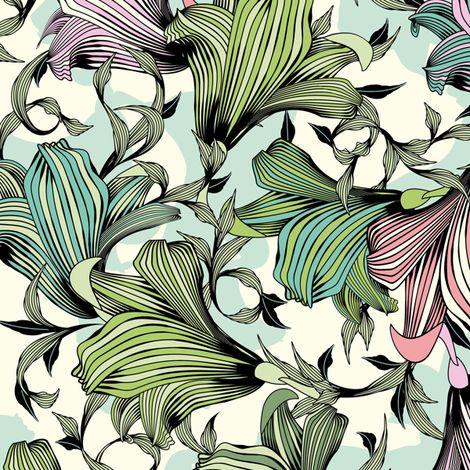 Temptation fabric by sabine_reinhart on Spoonflower - custom fabric