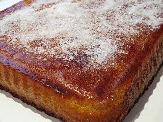 Bizcocho de Naranja-Monsieur Cuisine