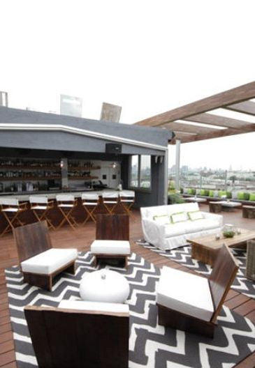 The Upper Elm in Brooklyn - The Best Rooftop Bars Around the World List Here!
