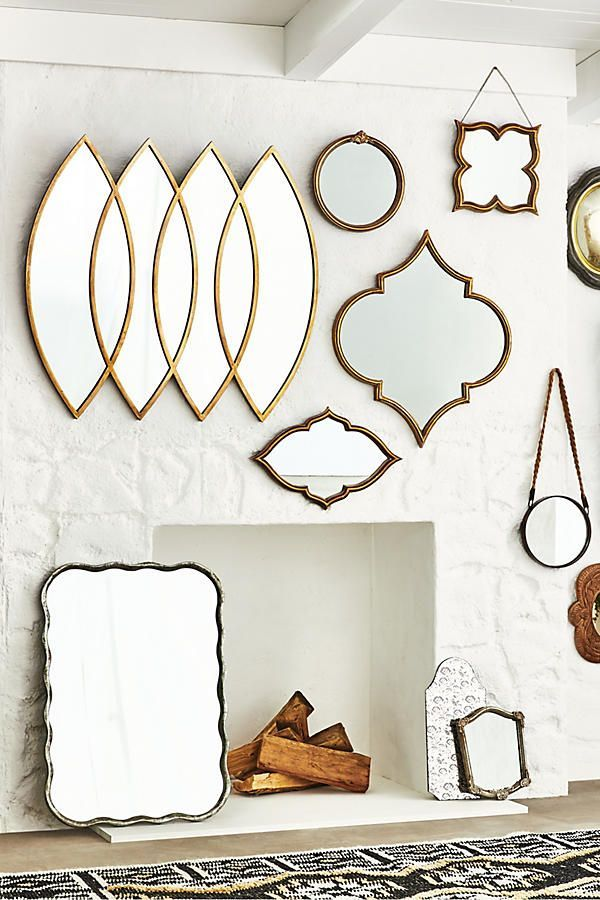 Coquille Mirror. Mirror mirror on the wall...
