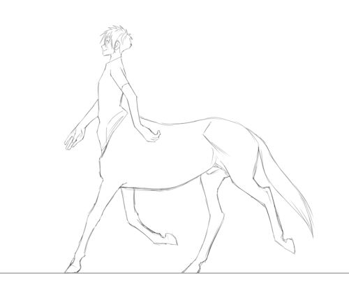I haven't animated in years woah! Still it turned out pretty well, I'm proud! Aerick with a confident trotting cycle