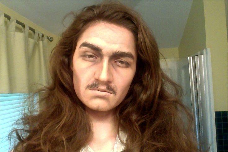 Amazing costume makeup artist.