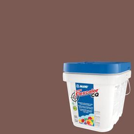 Mapei Flexcolor Cq 1-Gallon Brick Red Acrylic Premixed Grout 4Ka011304