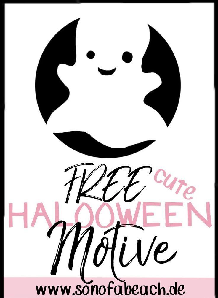 cute halloween Free halloween templates vorlagen motive