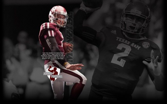 13 Best Images About Johnny Manziel Desktop Wallpaper
