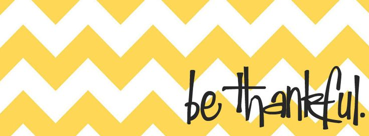 Facebook Cover Photo Downloads: Be Thankful (The Frilly Farm Girl)