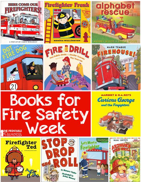 Looking for fire safety activities and centers for Kindergarten? Then you're going to LOVE this! Click through to see great books ideas, a cute little fireman craft, some great free downloads, & more! Even your preschool or first grade students will enjoy these, as will homeschool families! Let your primary students enjoy the freebies, picture sort, printables, sound practice, letters, numbers, counting, patterns, & more! Click through for all the details! Great for Fire Safety Week in…
