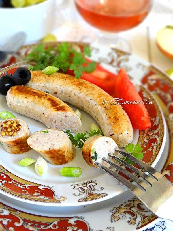 Boudin blanc de Rethel (Буден Бланк де Ретель) - французские колбаски. Рецепты французской кухни в кулинарном блоге Татьяны М.