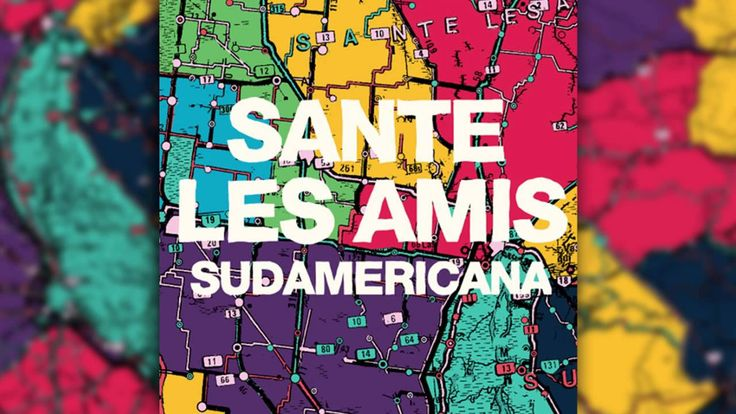 Sante Les Amis - The byte of love