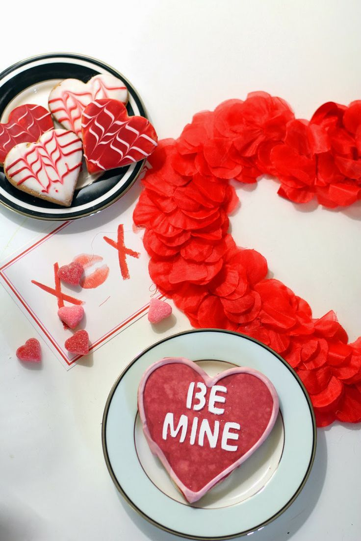 Valentine's Day decor // Devon Rachel
