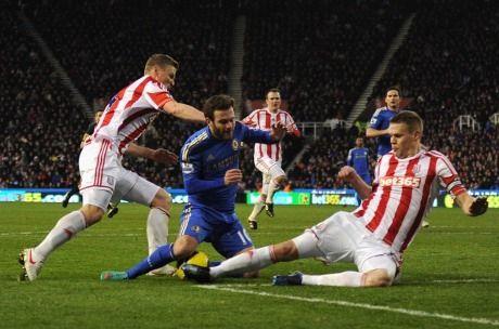 Kemenangan The Blues di bantu Bek Stoke City Jonathan Walter | BDbola.com